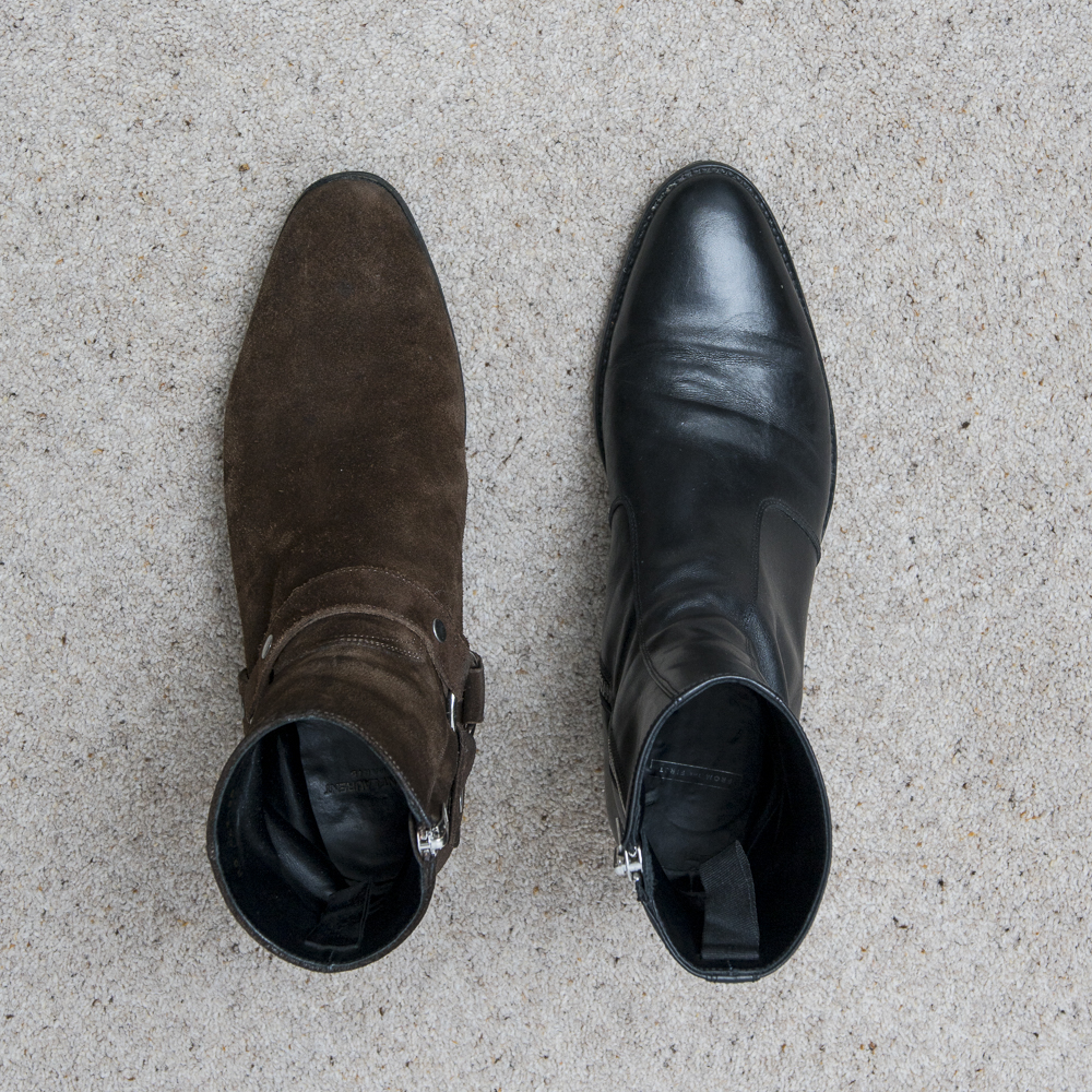 0e6759bd694c The two boots are clearly very similar in shape