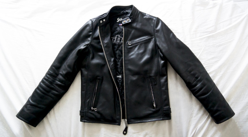 The Best Budget Leather Jacket: Schott LC940D Review ...